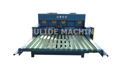 roll to pieces cutting machine