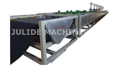Non-Woven Carpet PVC Backing Coating Production Line