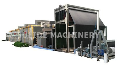 Artificial Grass Mat Production Line