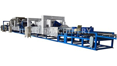 PVC Coil Mat Production Line(Foam Backing Style)